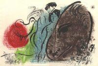 1952, lithograph, 103/200, 55,5 x 38 cm
