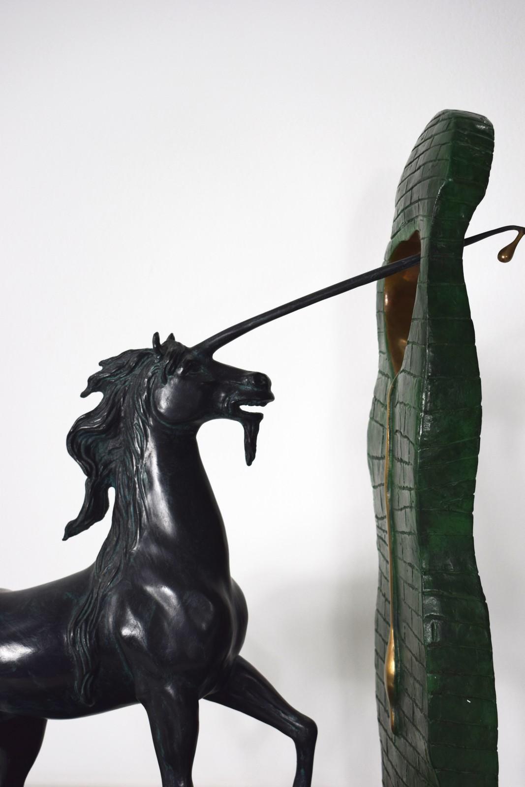 1977, bronze, 340/350, H: 57 cm