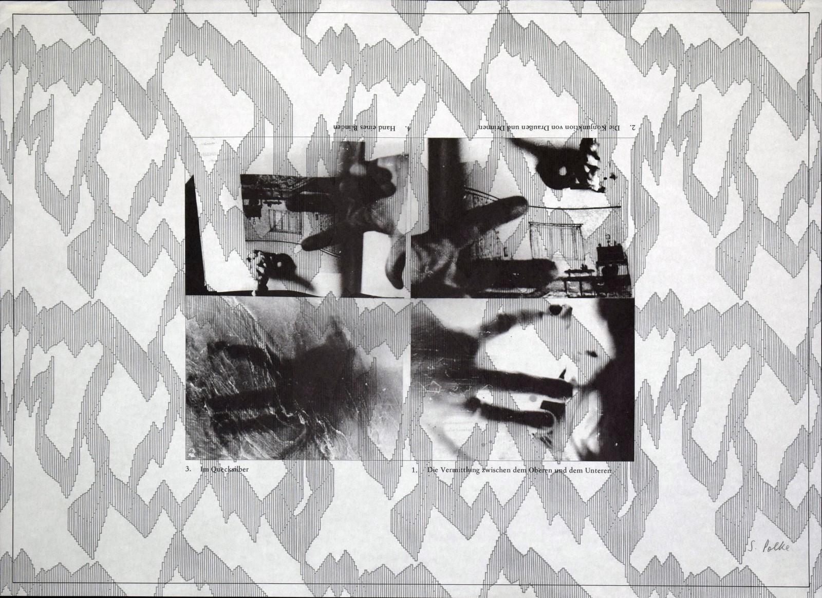1973, offset print, 45,2 x 62,7 cm