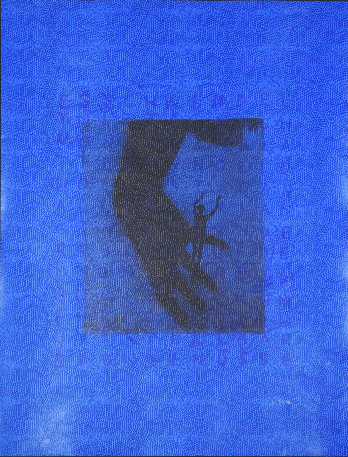 1973, offset print on paper, edition 320, 45,5 x 62,8 cm