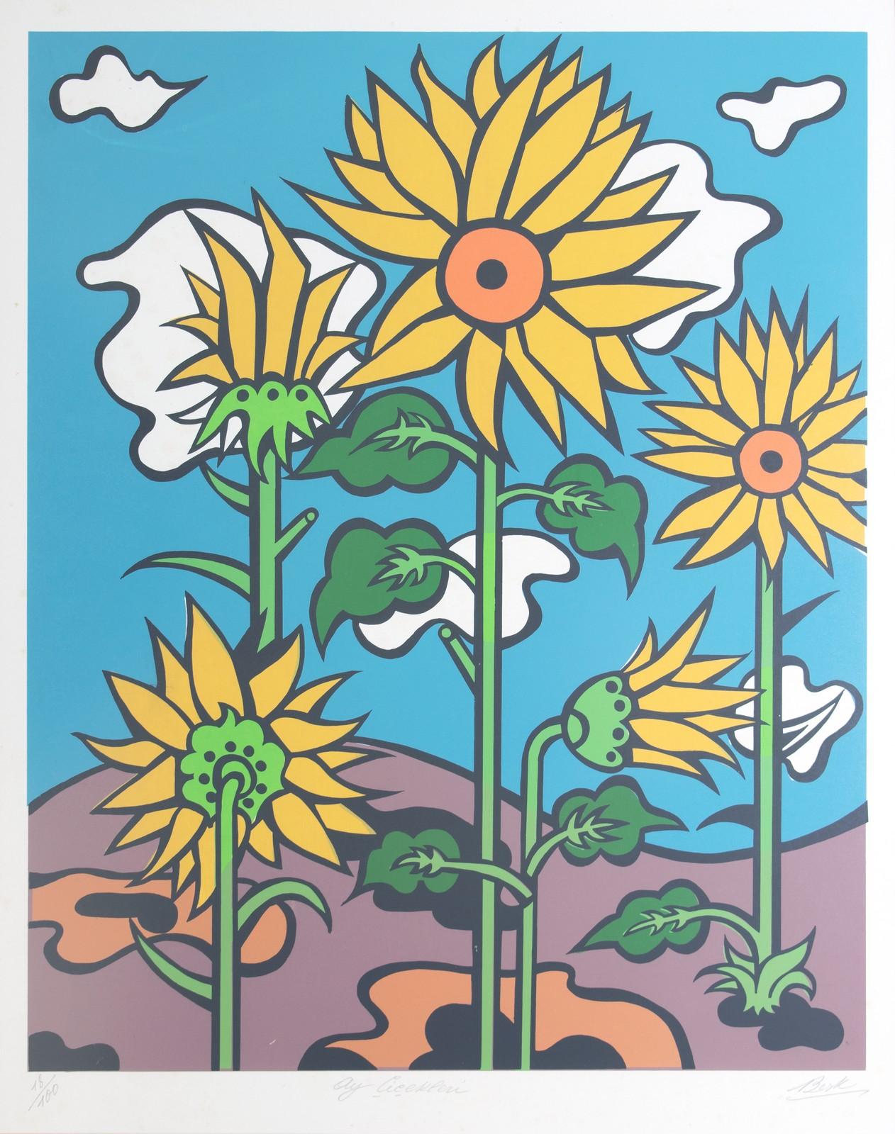 1978, edition 18/100, 46 x 58 cm