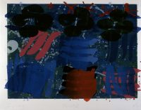 1995, lithograph on paper, signed and dated, 110/125, 160 x 130 c