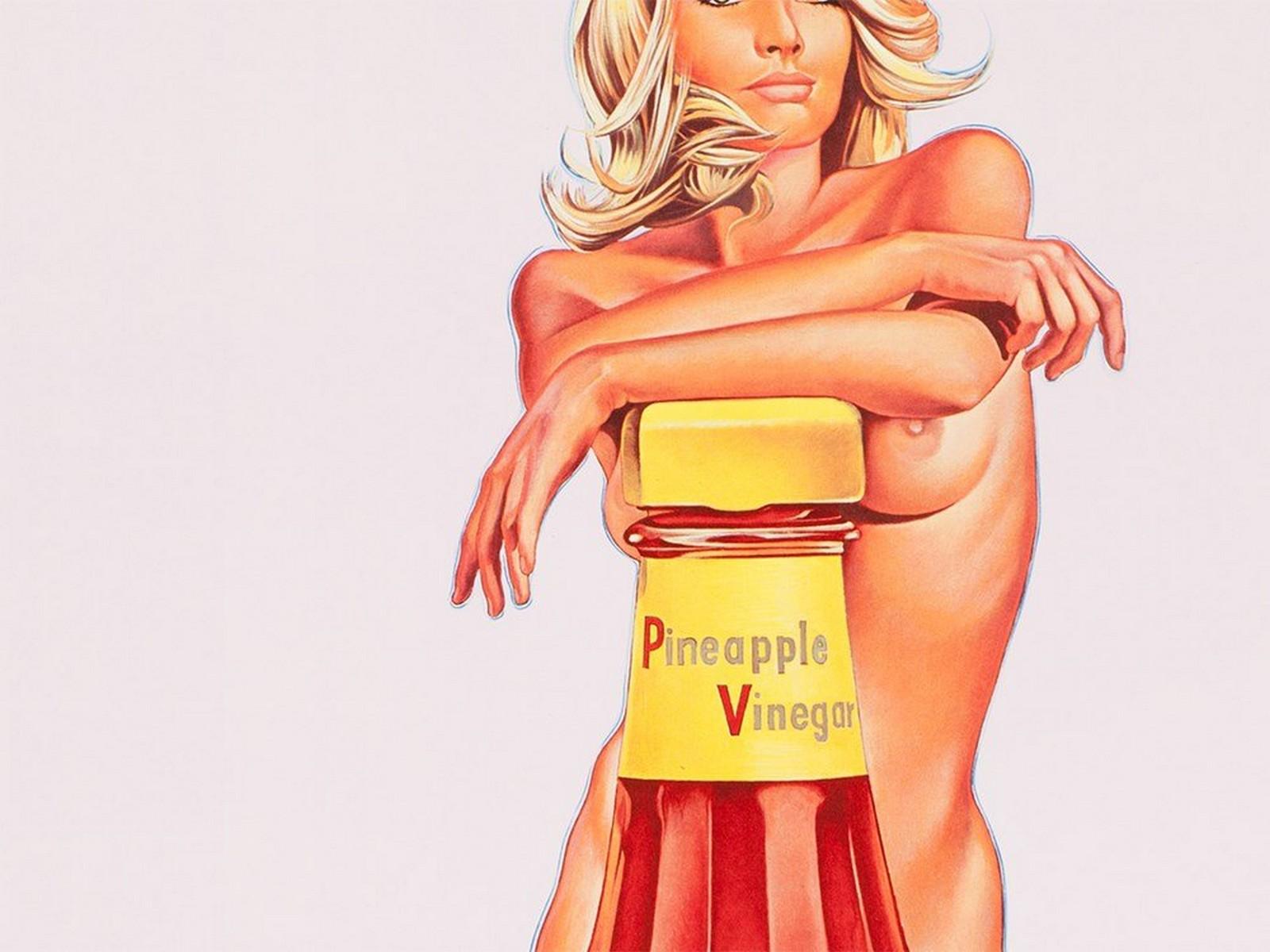 1973, silkscreen, A.P., 64 x 80 cm
