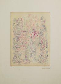 1966/69, etching, 38 x 53,4 cm